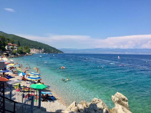 beach-moscenicka-draga-apartments