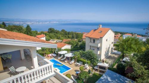 villa chiara view
